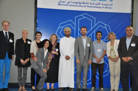 Conference closing panel with Dr. Marike Bontenbal and Dr. Sonja Nebel, et al.