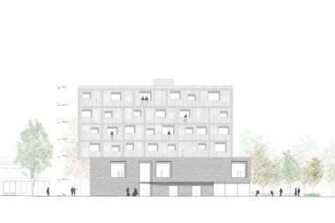 Heiden - main hotel facade