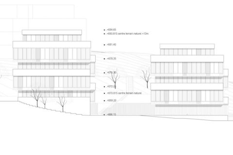 facade elevation