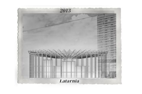 "2013 - strip the cladding and create a ""lantern"""