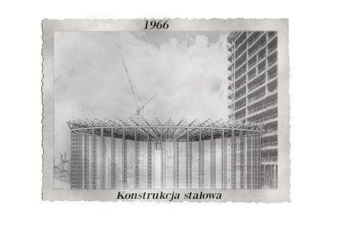1966 - steel structure