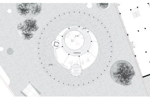 ground floor: open to the public